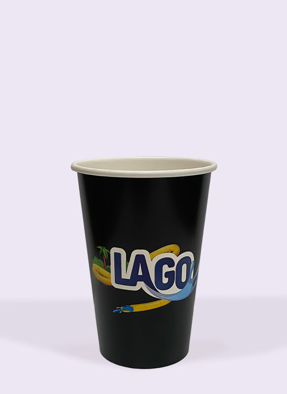 10oz Cold Paper Cup