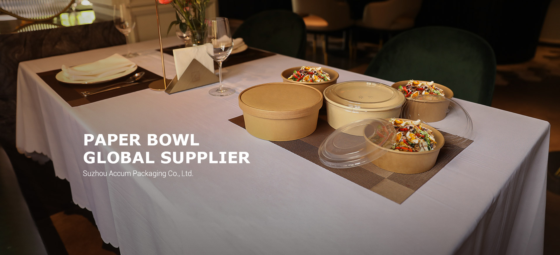 paper bowl supplier
