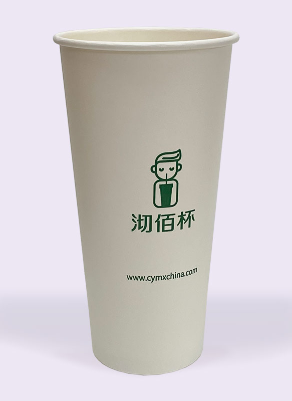 22oz Cold Paper Cup