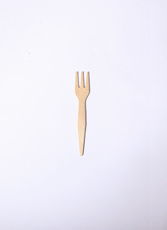 Wooden Fork 84mm Flat Fork